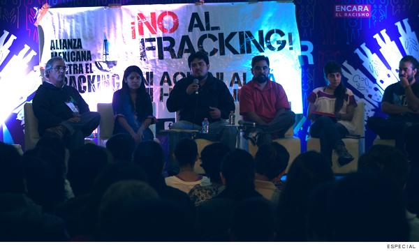"Pese a promesa de ""prohibir"" el fracking, persiste en la Huasteca Meridional (Veracruz)"