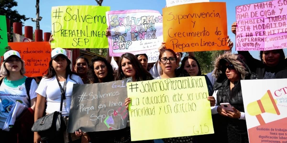 Exigen más presupuesto para Prepa en Línea tras recorte de 97.5% (Ciudad de México)