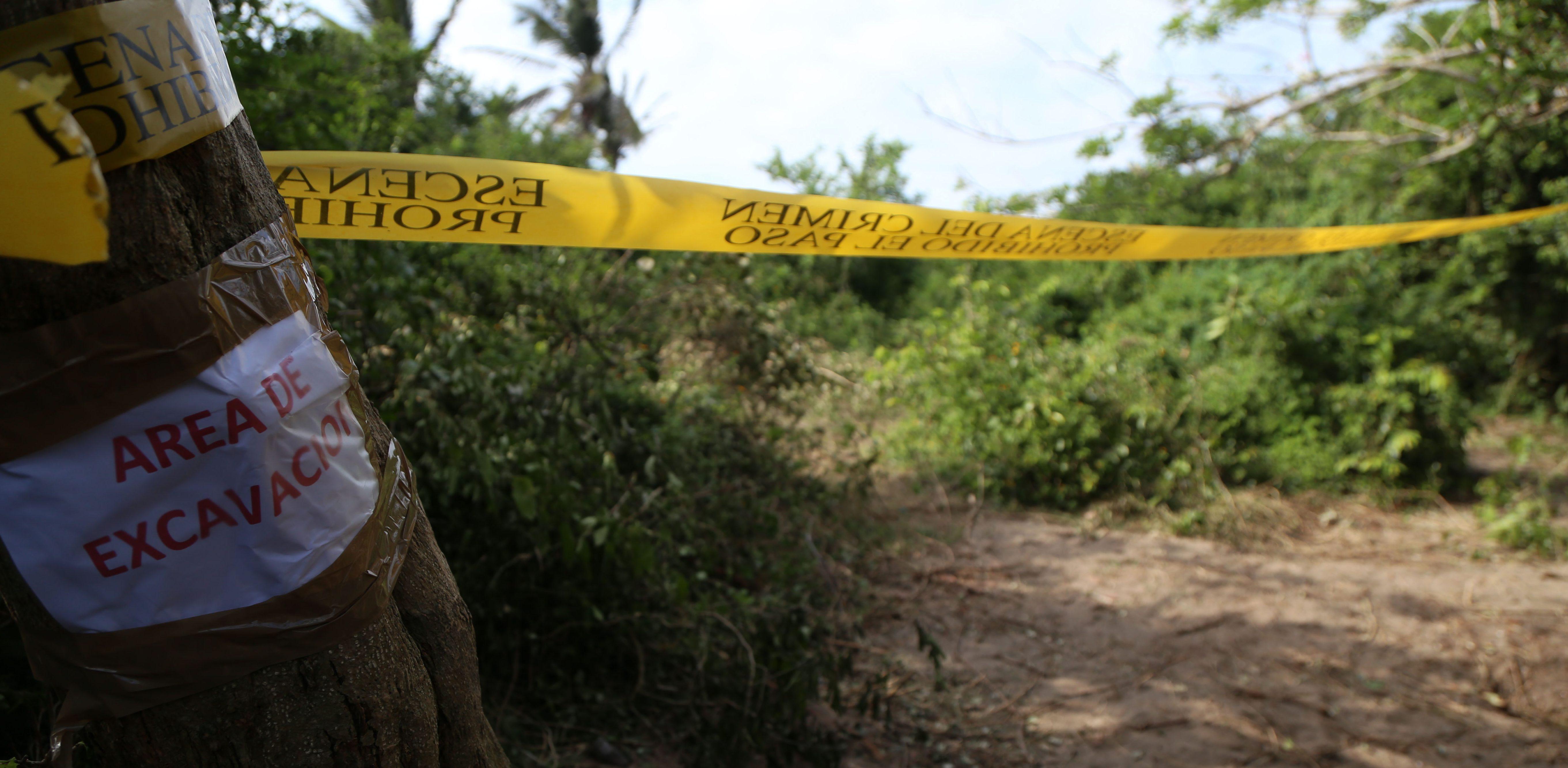 Ocho años y aún no hay justicia ni responsables por las fosas halladas en Tamaulipas en 2011
