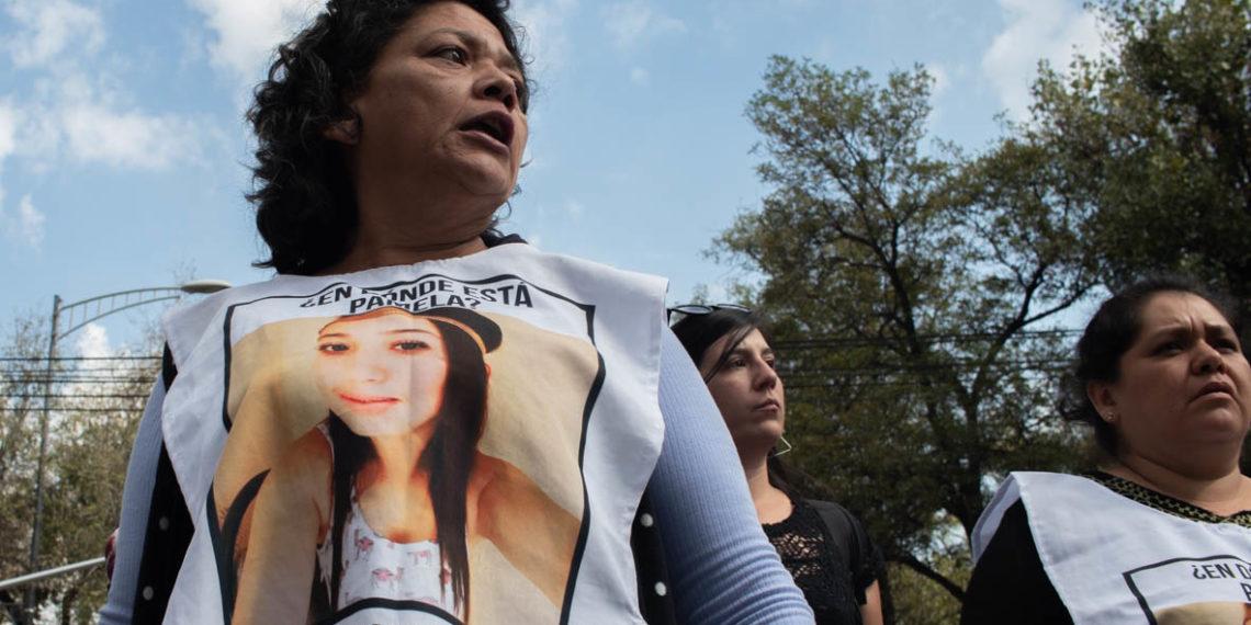 La búsqueda de personas desaparecidas en la megalópolis de la CDMX