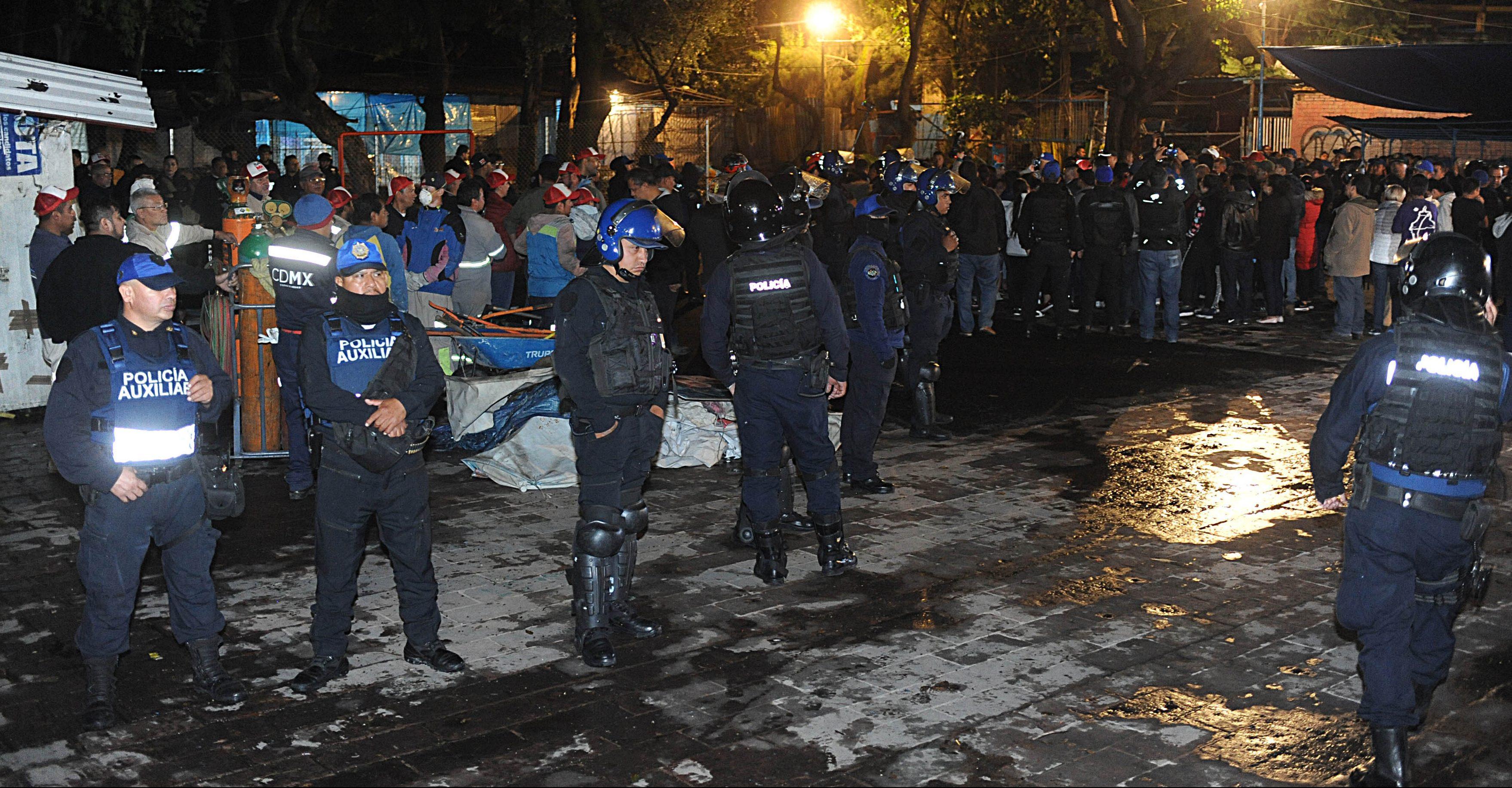 Suman 117 carpetas de investigación contra policías por delitos sexuales en CDMX