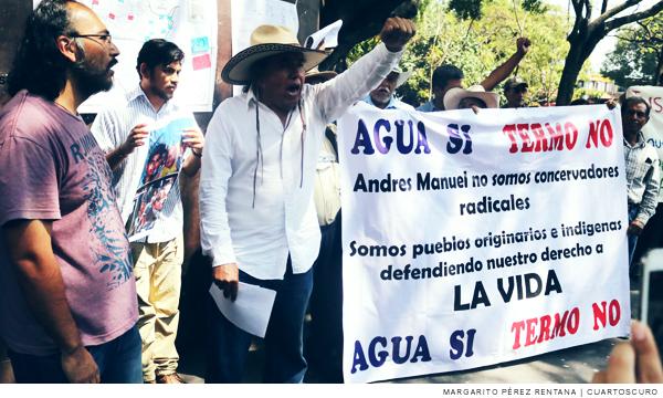 Amenazan de muerte a tres opositores al Proyecto Integral Morelos (Puebla)