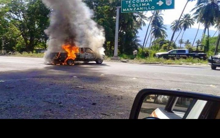 Aumenta la violencia en Colima