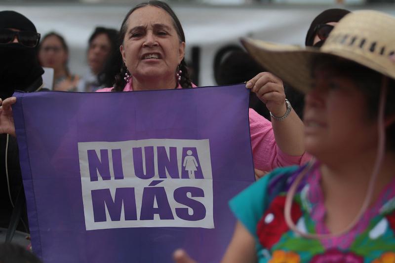 Bajan feminicidios y aumentan violaciones en Tabasco
