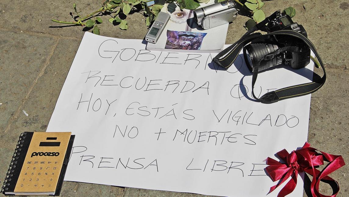 Oaxaca, mortal para periodistas