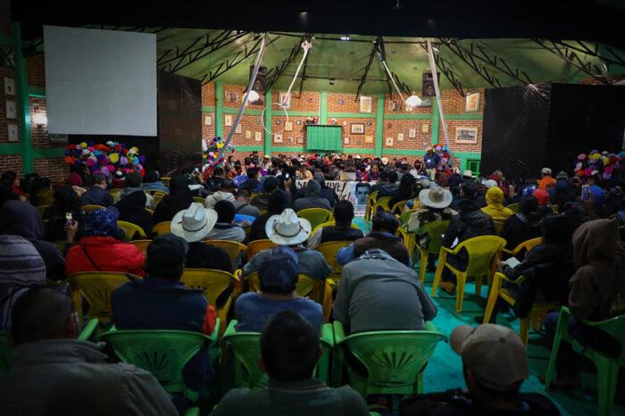 Acuerdos y pronunciamiento de la IV Asamblea Nacional del CNI-CIG y EZLN