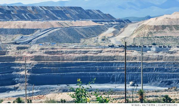 Conflictos mineros laborales y ecoterritoriales en Zacatecas