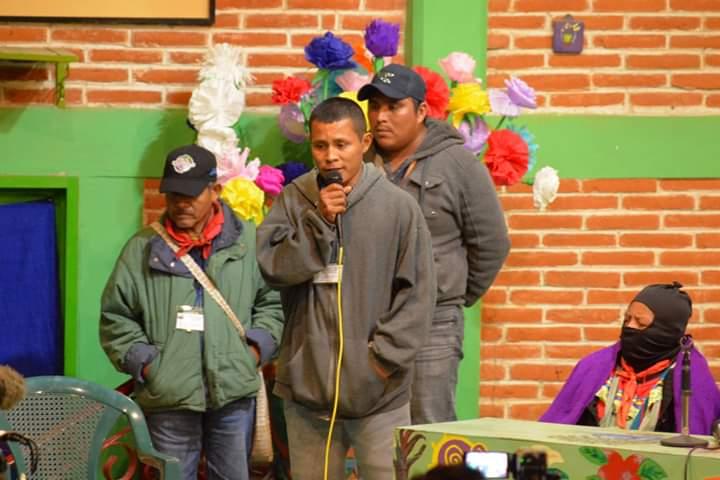"""""""La lucha que ahora estamos haciendo es por la vida"""", Foro EZLN CNI-CIG"""