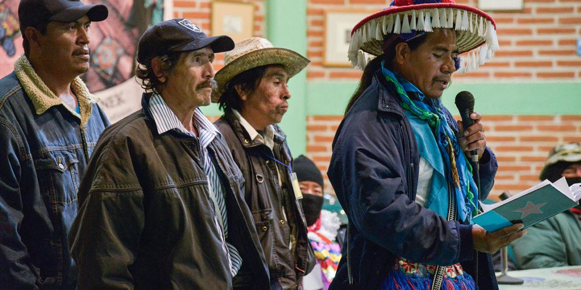 """El capitalismo ya está llegando a su fin"""": EZLN"""