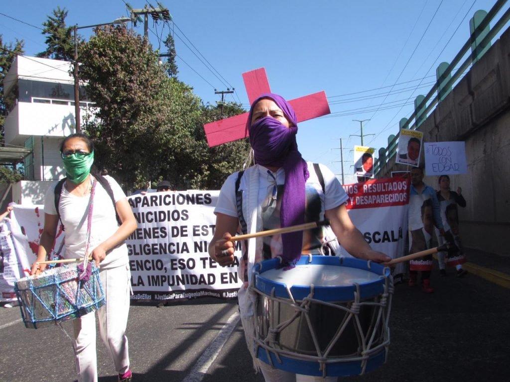 Protestaron familias y clausuraron la FGJEM; Fiscal los desaira (Estado de México)