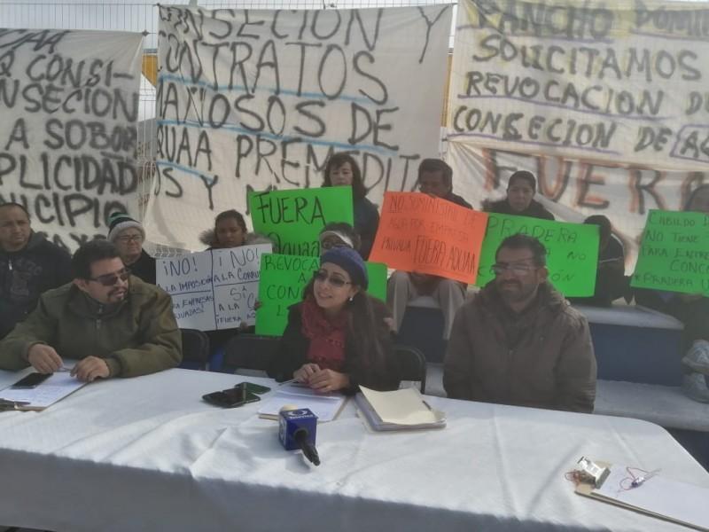 Sin acuerdos en La Pradera (Querétaro)