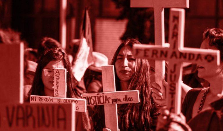 Alertan a Tamaulipas feminicidios y acoso