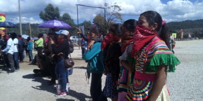 """""""Tulan Kaw, el caballo fuerte que no se rinde"""", inicia festival """"Báilate otro mundo"""", convocado por el EZLN"""