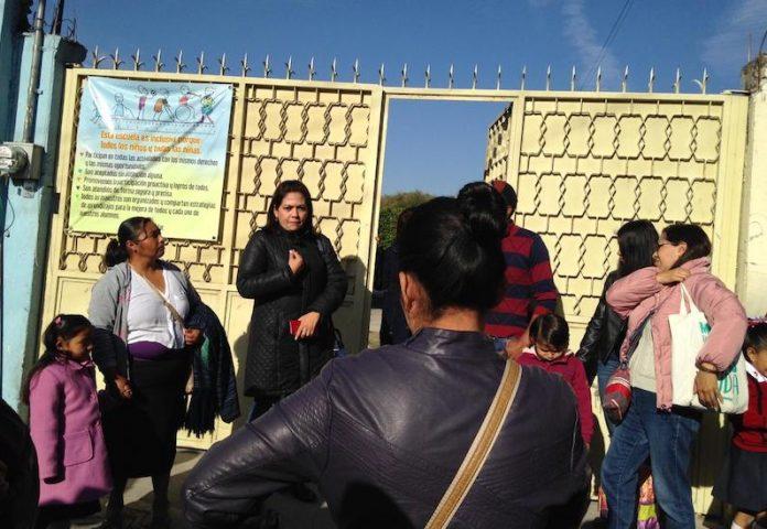 Exigen atención de USEBEQ en preescolar de San Juan del Río (Querétaro)