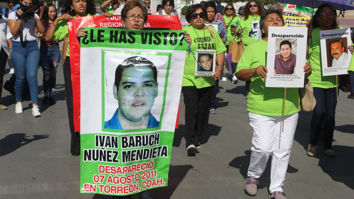 Fuundec: 10 años de lucha, 10 años de dignidad (Coahuila)