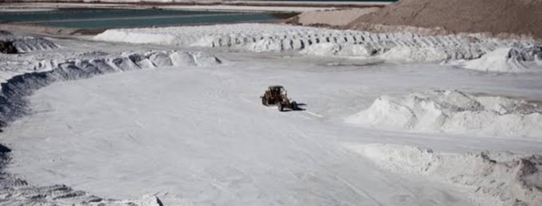 IP extranjera se frota las manos para extraer litio en México (Sonora)