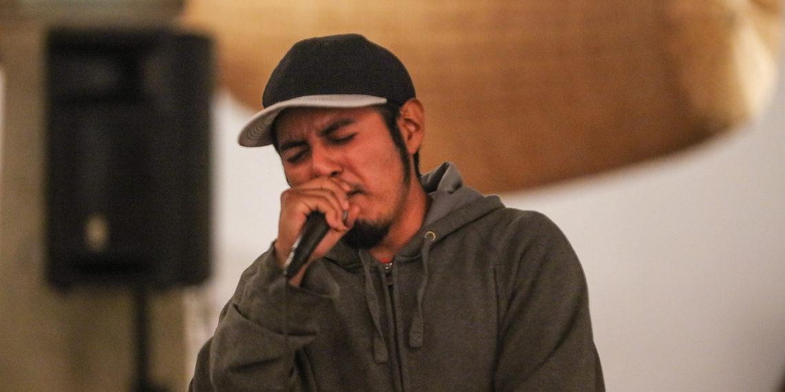 TíoBad, el jaranero que defendió con rap la lengua mixe-popoluca (Veracruz)