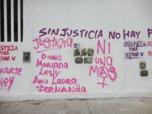SALIMOS A LAS CALLES, PORQUE NOS FALTAN ELLAS (Estado de México)