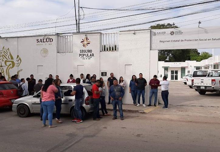 Chetumal: Extinción del Seguro Popular deja sin trabajo a 169 personas