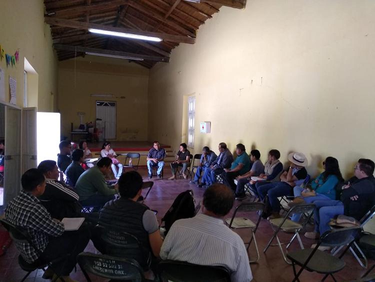Piden a Gobierno Federal cancelar concesión a minera en la Mixteca (Oaxaca)