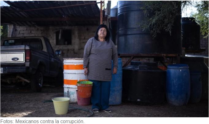 El privilegio del agua: exgobernador de Aguascalientes riega su gigantesco rancho mientras la región sufre la sequía