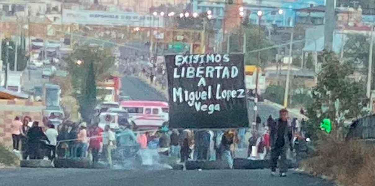 Miguel López Vega, ambientalista y defensor del Río Metlapanapa fue detenido e ingresado al C5 (Puebla)
