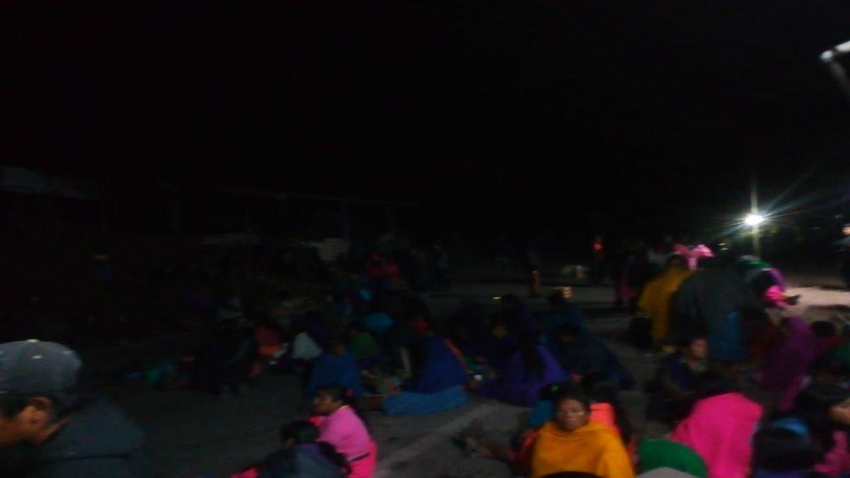 Pobladores de Chilapa exigen cuerpos de músicos asesinados y quemados  (Guerrero)
