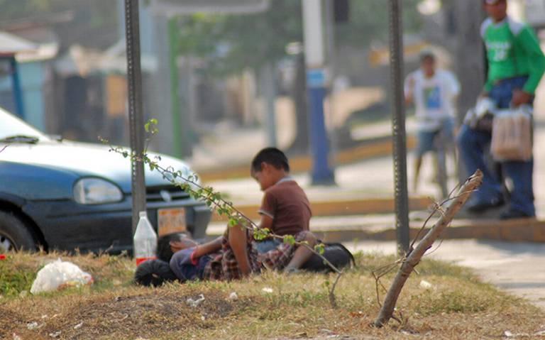 Explotación laboral infantil, a la alza (Tabasco)