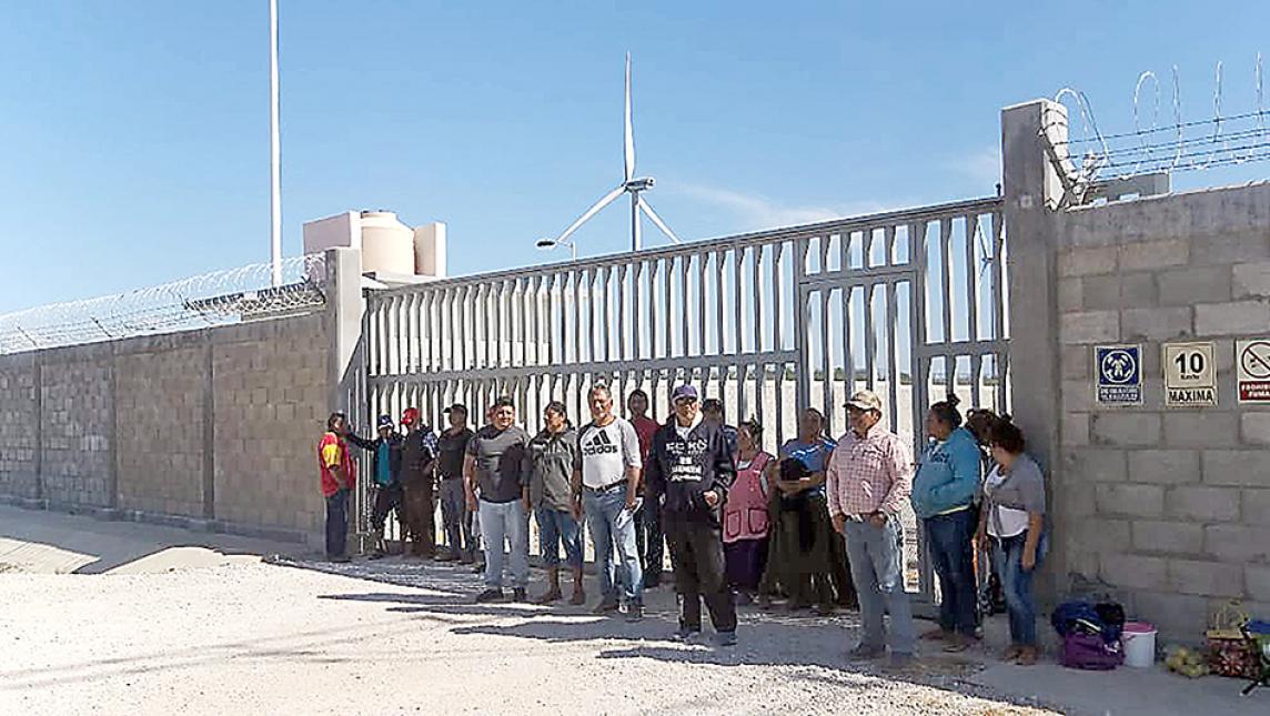 Estallan juchitecos contra Eólica del Sur (Oaxaca)