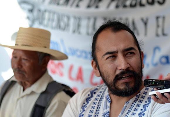"""""""Pretenden llenar al país de gasoductos y termoeléctricas"""": Juan Carlos Flores, del Frente de Pueblos de Morelos, Puebla y Tlaxcala (PODCAST)"""