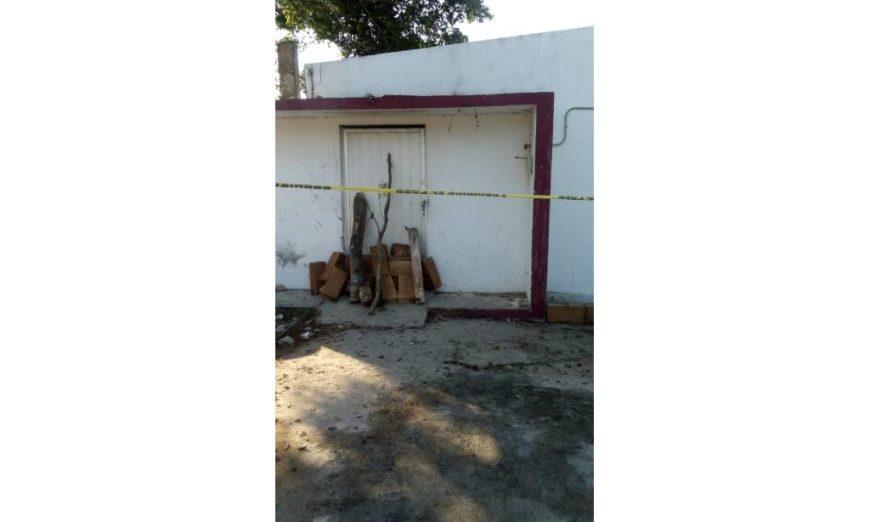"""Colectivos """"clausuran"""" Semefo de Coatzacoalcos; incineraba huesos sin identificar, acusan (Veracruz)"""