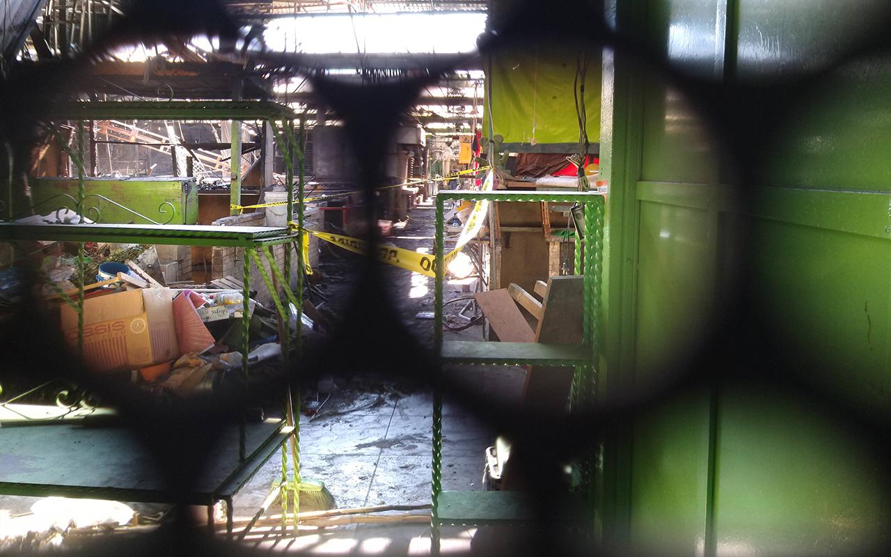 """""""Si no reclamamos, no nos hacen caso"""": locatarios de San Cosme (Ciudad de México)"""