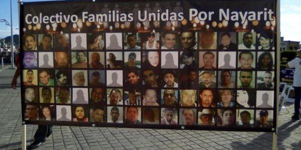 Lamentan Familias Unidas por Nayarit poco recurso destinado a su labor