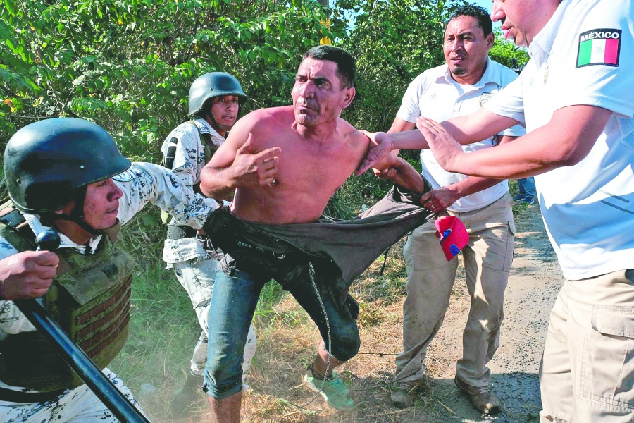 Impunidad de delitos contra migrantes alcanza 99%: ONG (Veracruz, Oaxaca)