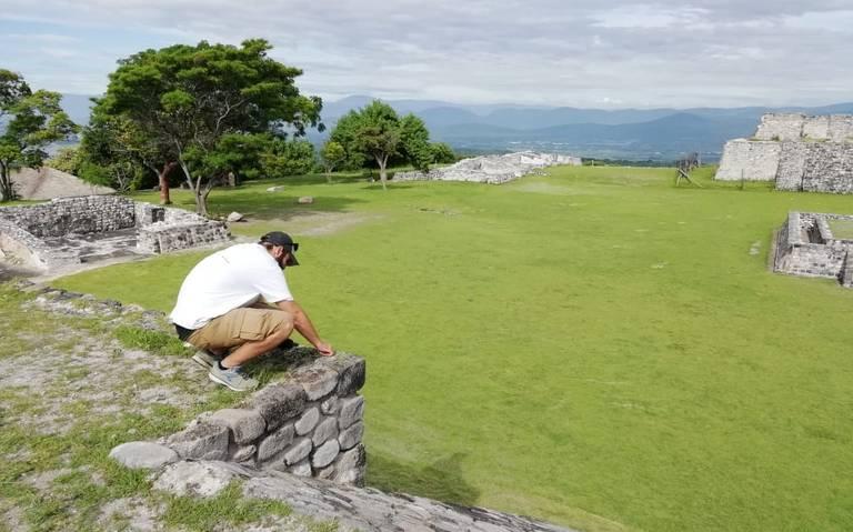 Peligra Xochicalco por minera: INAH (Morelos)