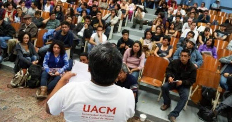 Autoridades de la UACM despiden a profesores por exigir sus derechos (Ciudad de México)