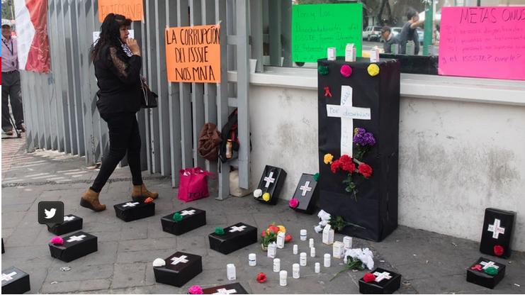 Desabasto de medicamentos: se agudiza la crisis en el sector de salud mexicano