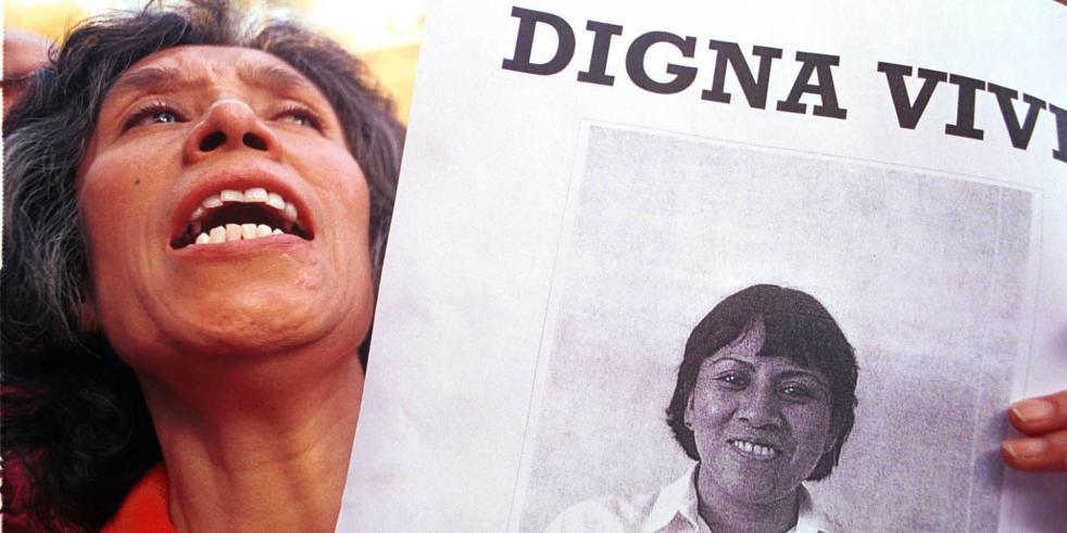 """Caso Digna Ochoa: """"hay elementos para señalar que asesinato fue crimen de Estado"""""""