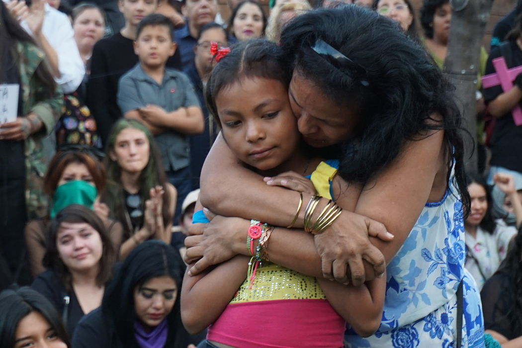 ¡El Estado no me cuida, me cuidan mis amigas!: mujeres y niñas se pronuncian en Jalisco en contra de la violencia feminicida