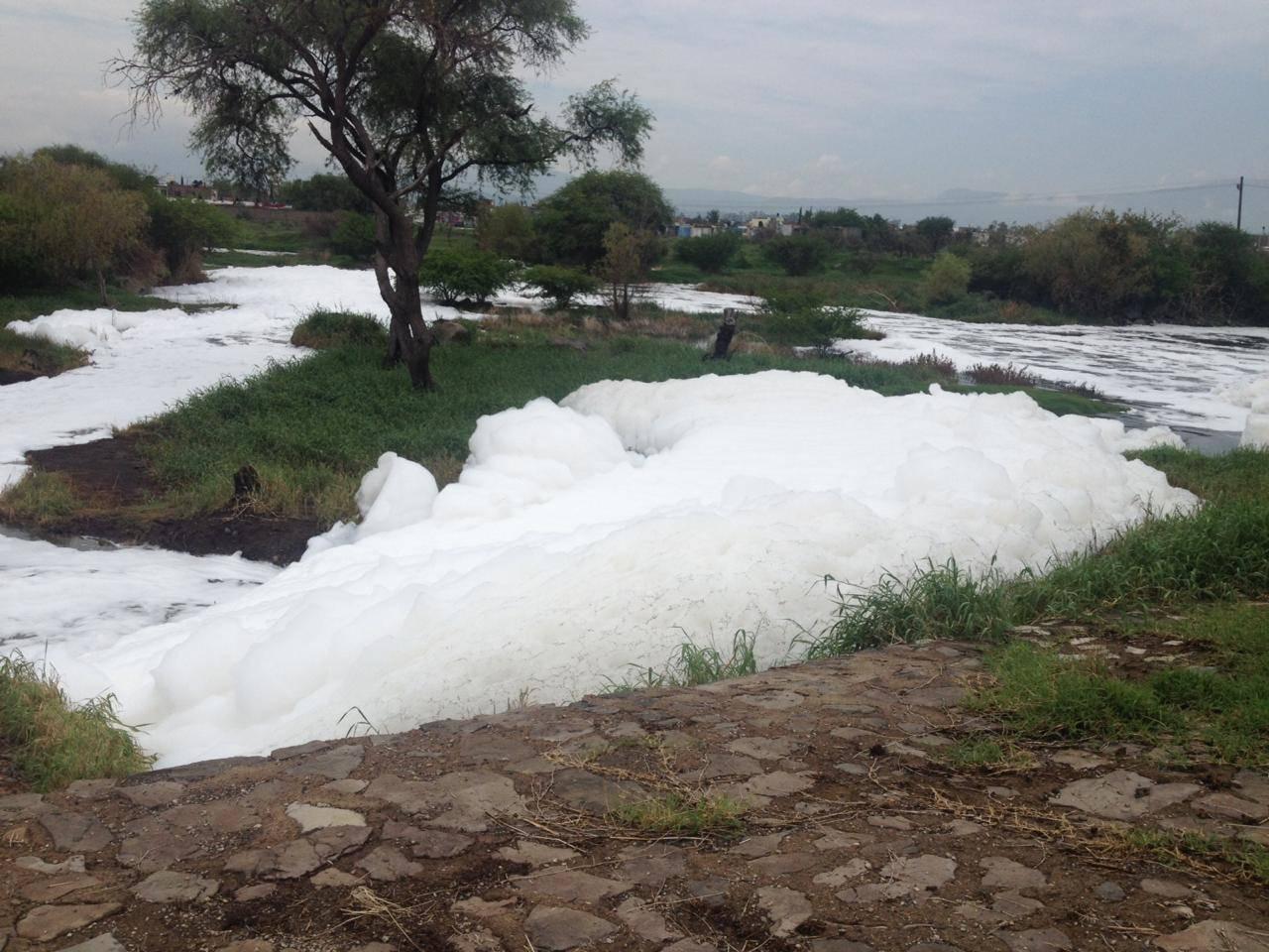 Reportaje Rio Santiago, fuenteovejuna ambiental (Jalisco)