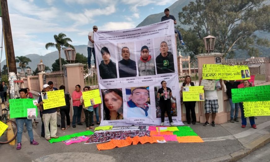 Sin avances, investigación sobre 17 desaparecidos en Ixtaczoquitlán en 2019: familiares (Veracruz)