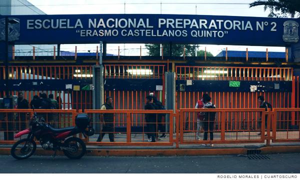 Por violencia sexual y criminalización, paro de actividades en siete escuelas de la UNAM (Ciudad de México)