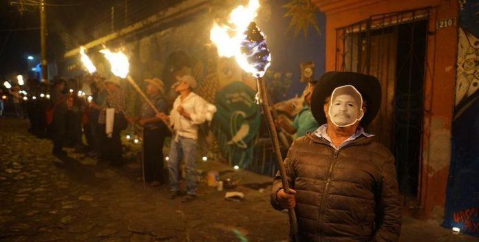 La violencia no será nuestra forma de lucha contra megaproyectos pero habrá resistencia comunitaria: Asamblea Oaxaqueña