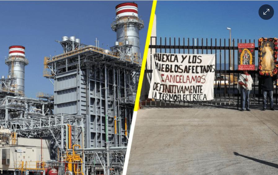 Exigen Cancelar termoeléctrica Huexca y esclarecer asesinato de Samir Flores (Morelos)
