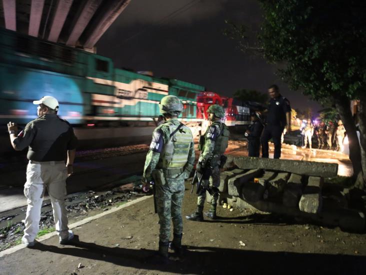 Migrantes evitan caravanas en Veracruz para no ser detenidos