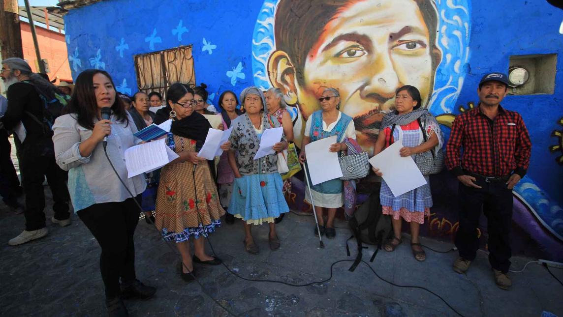Se opone Cuatro Venados a la minería (Oaxaca)