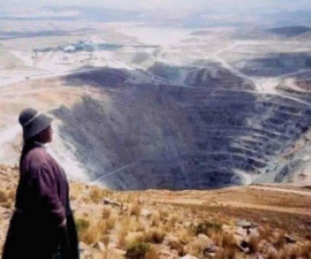 'Megaminería devasta comunidades' (Morelos)