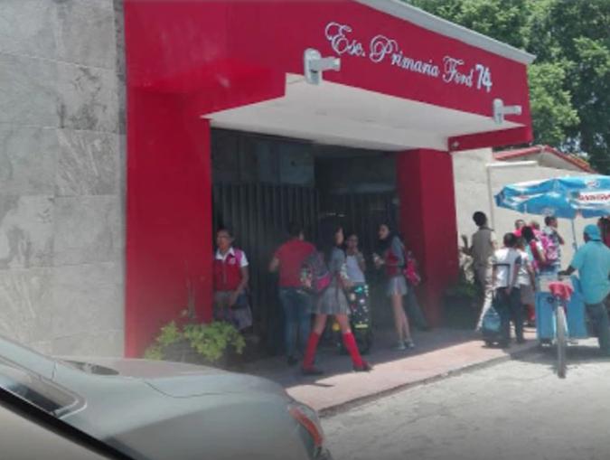 Por presunto abuso sexual en agravio de 37 alumnos, denunciaron a maestro de primaria en Tamaulipas