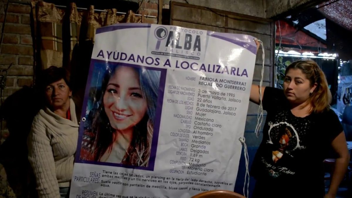¿Dónde está Fabby? una lucha que persiste a tres años de su desaparición (Jalisco)