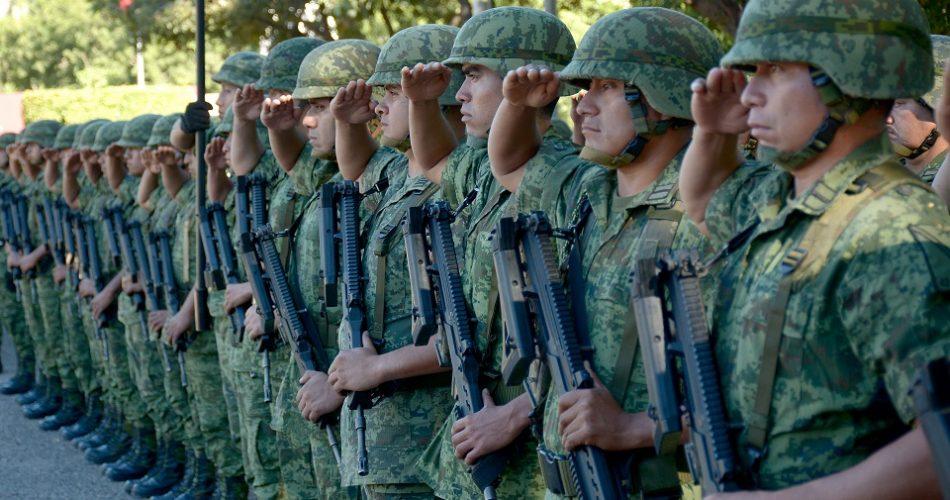 El discurso de la militarización